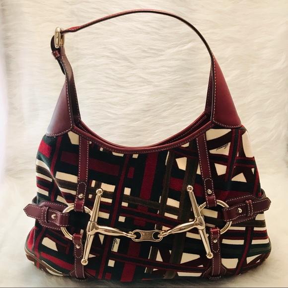 f624a04bd Gucci Bags | Velvet 85th Anniversary Horsebit Hobo Bag | Poshmark